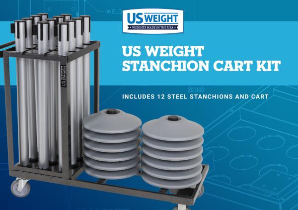 Statesman Cart Bundle - Silver Steel 2