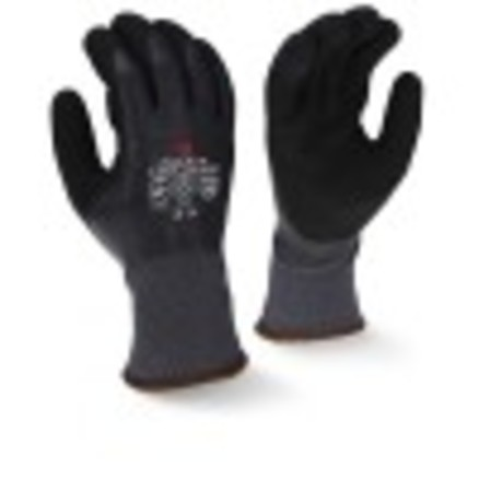 Radians RWG28 Cut Protection Level A2 Dipped Waterproof Winter Gripper Glove