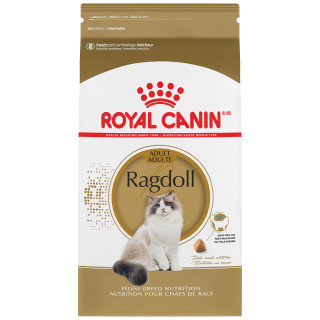 Ragdoll Dry Cat Food