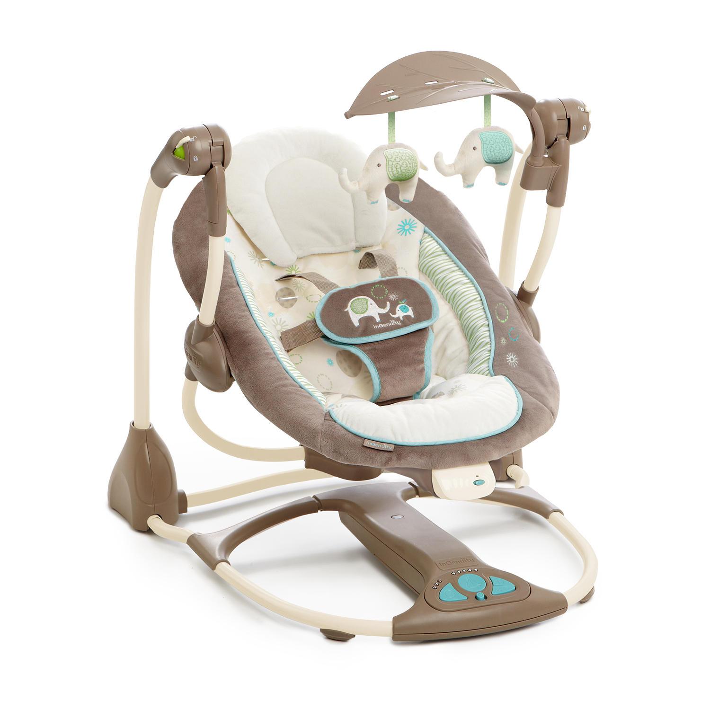 ConvertMe Swing-2-Seat™ Portable Swing - Sahara Burst™