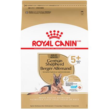Royal Canin Breed Health Nutrition German Shepherd Adult 5+ Dry Dog Food