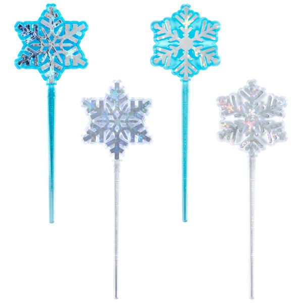 Snowflakes Tall DecoPics®