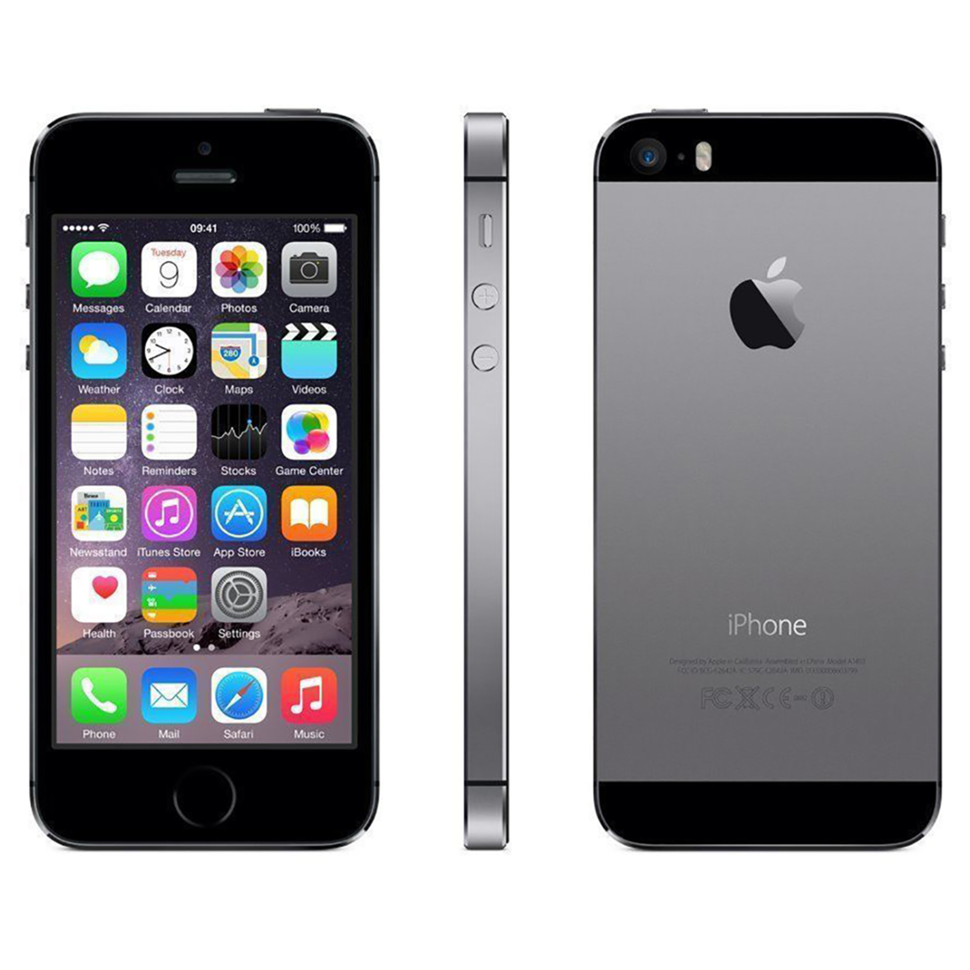 ebay refurbished iphone apple iphone 5s 16gb unlocked gsm lte dualcore 8mp phone 10535
