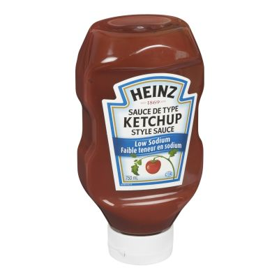 Heinz Tomato Ketchup Low Sodium