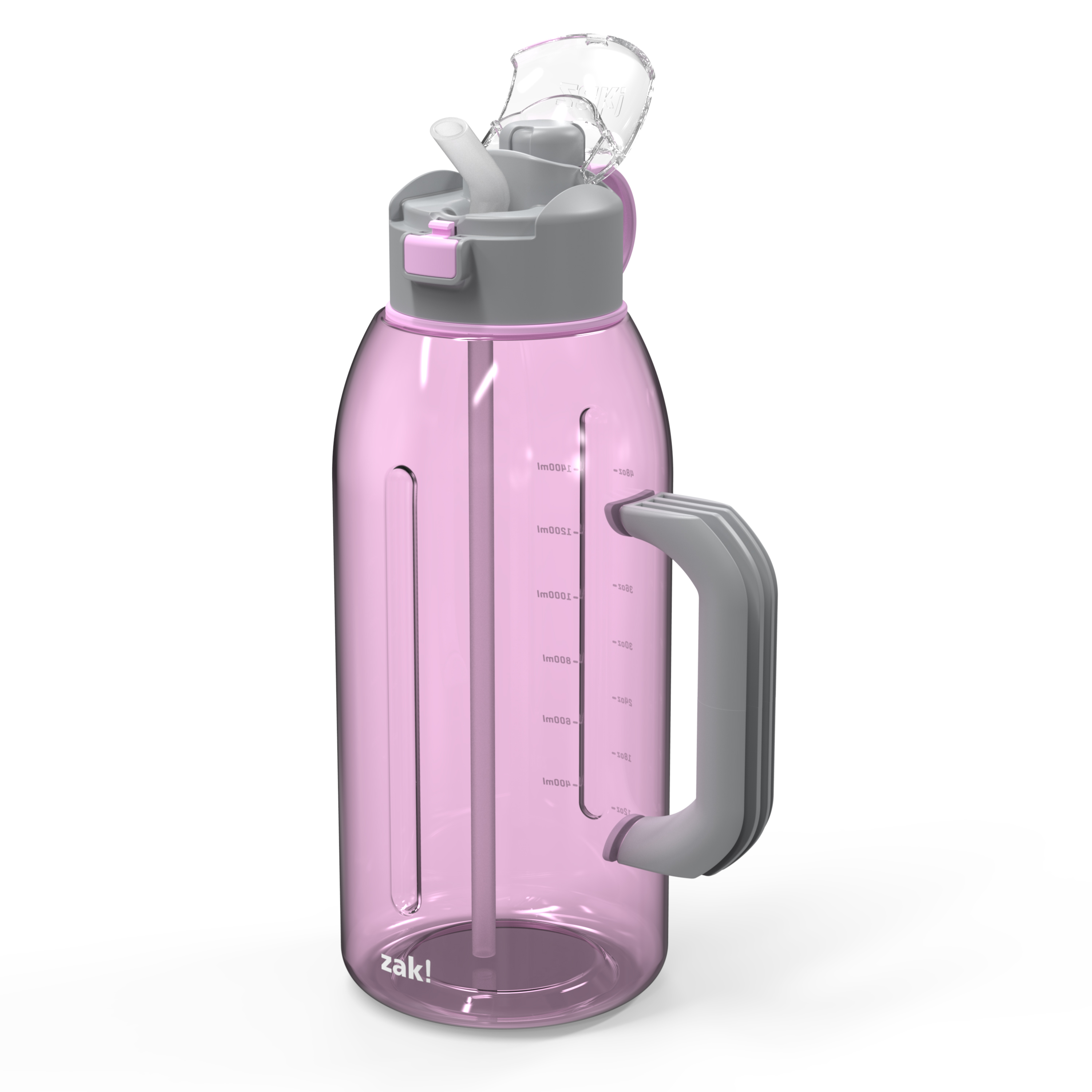 Genesis 64 ounce Water Bottle, Lilac slideshow image 3