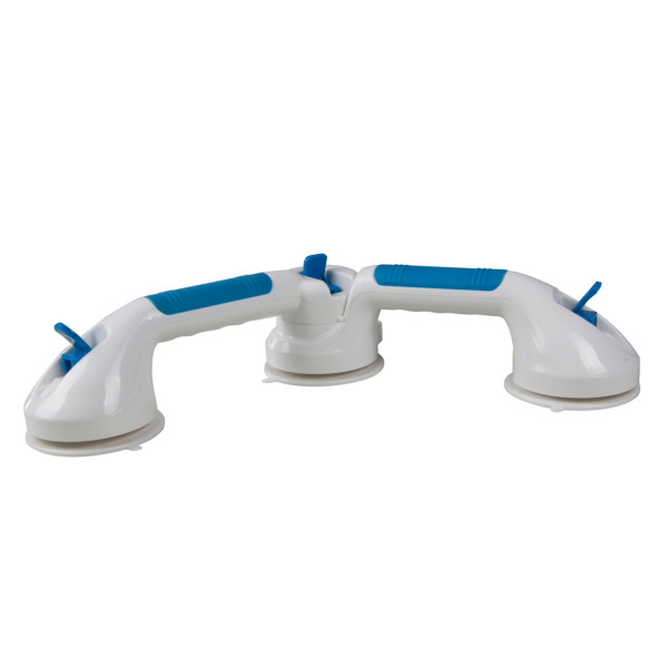 9226 Series Suction Grab Bars with Red and Green Safety Indicators