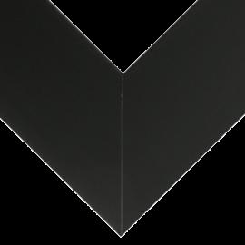 Nielsen Matte Black 1 3/8