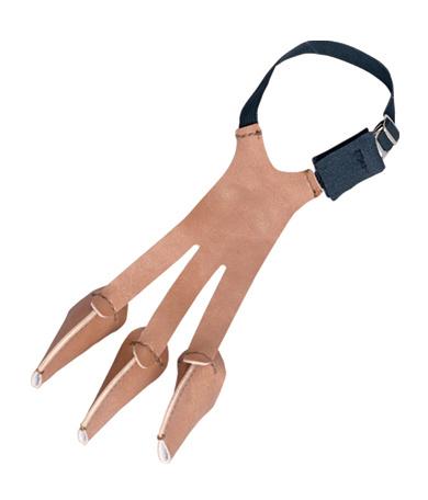close up of Single Seam Glove