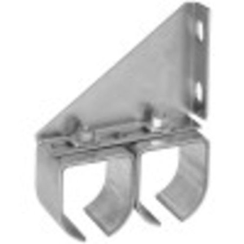 Hillman Adjustable Double Round Rail Bracket 18