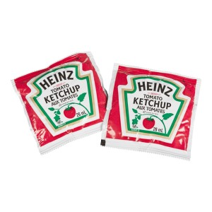 HEINZ Ketchup Single Serve Kosher 26ml 396 image
