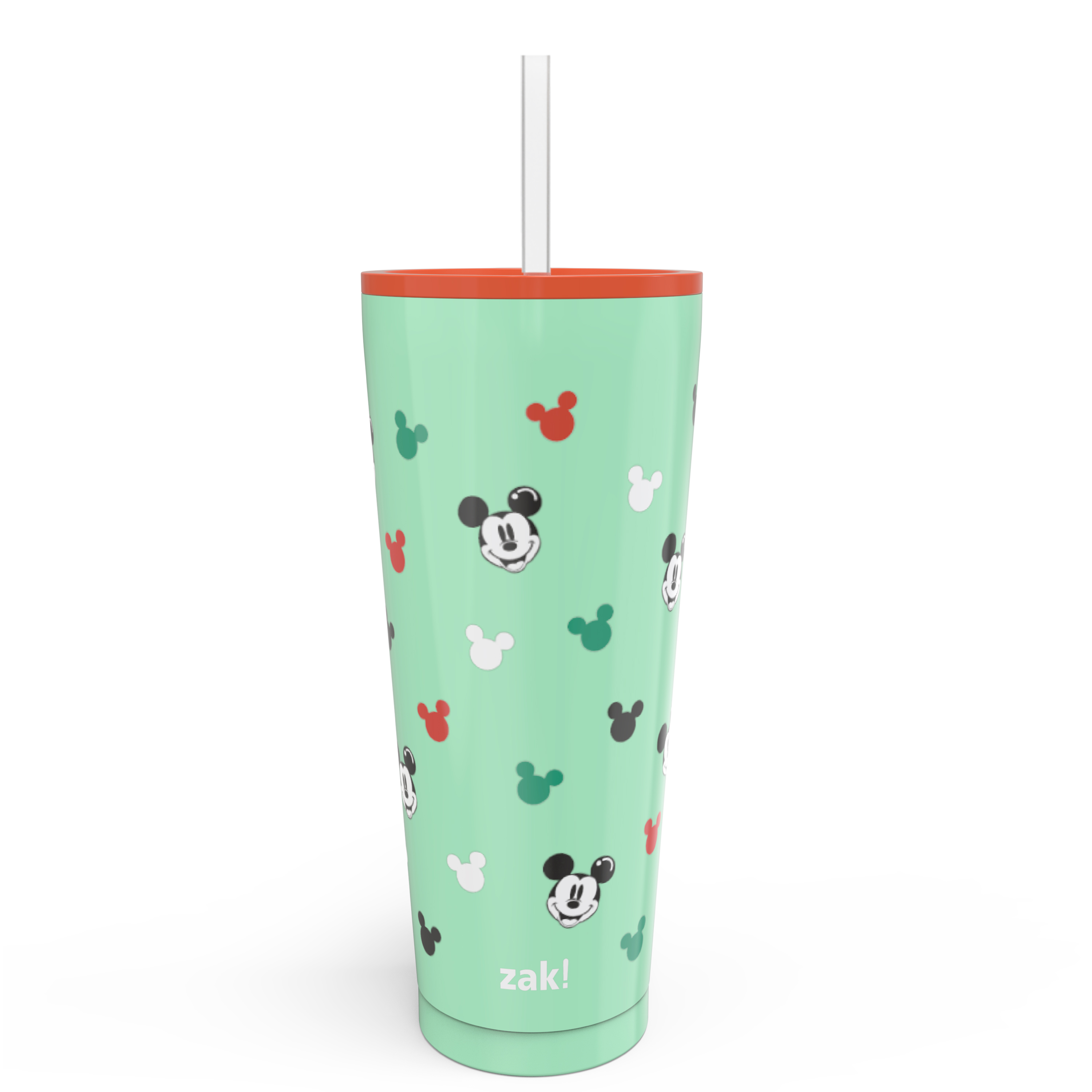 Disney 25 ounce Reusable Water Bottle, Mickey Mouse image