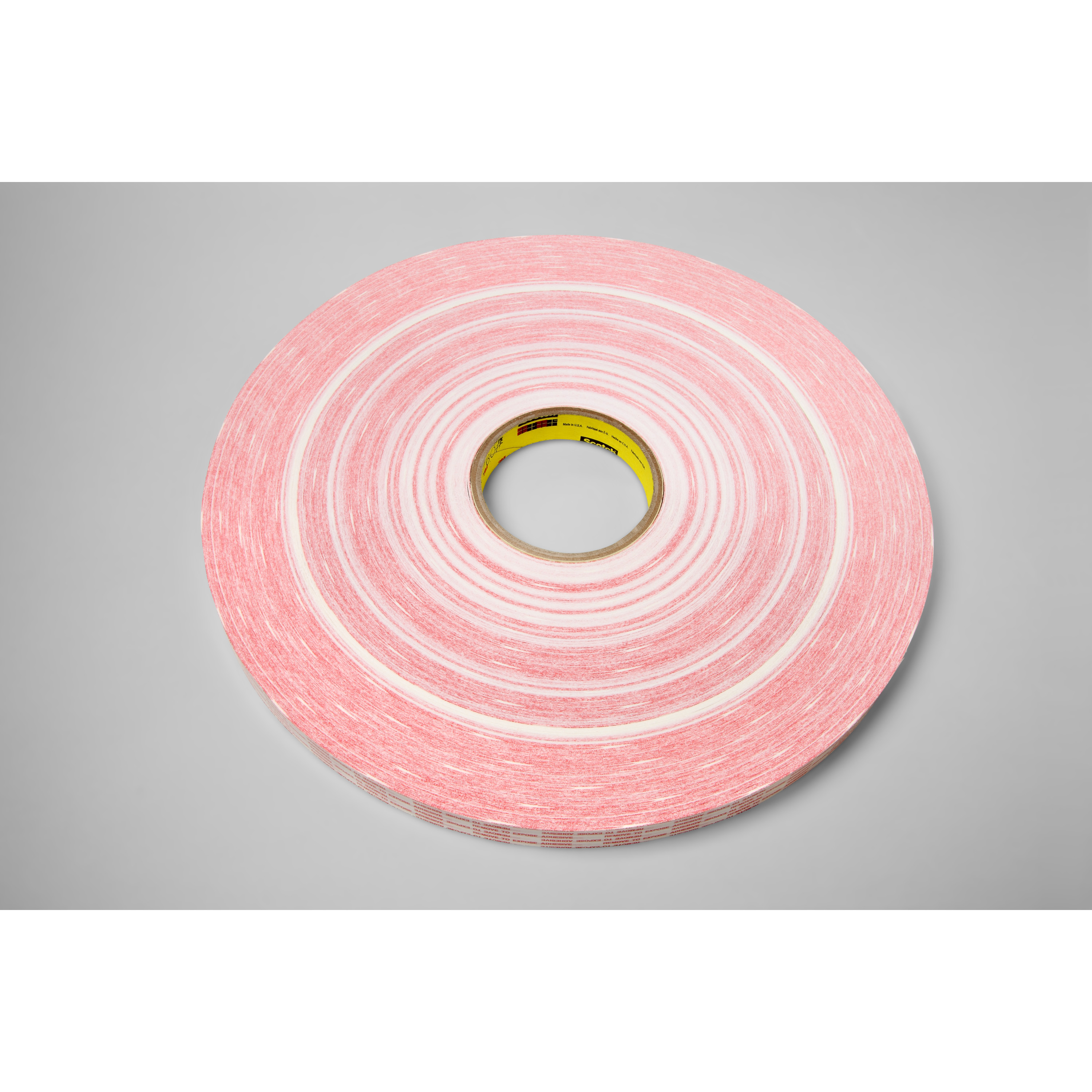 3M™ Adhesive Transfer Tape Extended Liner 920XL, Translucent, 3/4 in x 1000 yd, 1 mil, 9 rolls per case