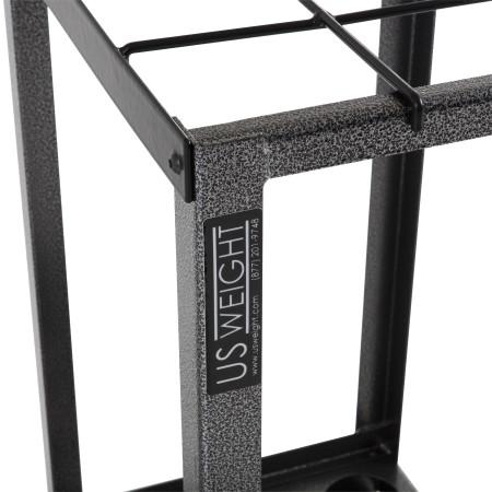 Statesman Cart Bundle - Black Steel 17