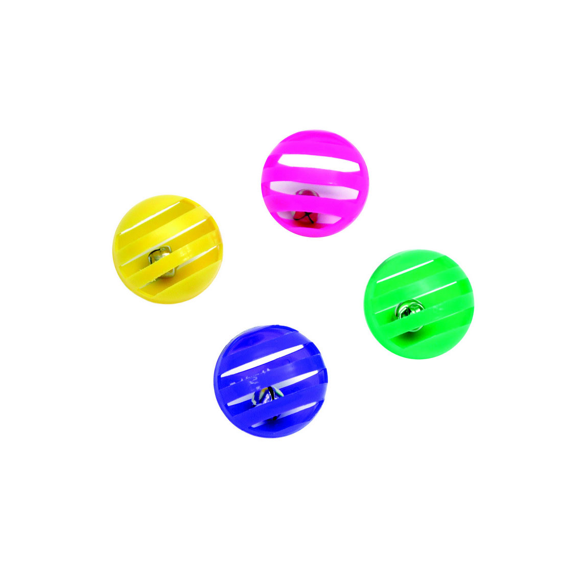 Turbo® Assorted Ball Cat Toys