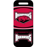Arkansas Razorbacks Large Luggage Quick-Tag