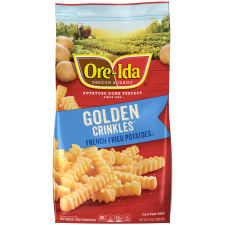 Ore-Ida Golden Crinkles French Fried Potatoes 32 oz Bag