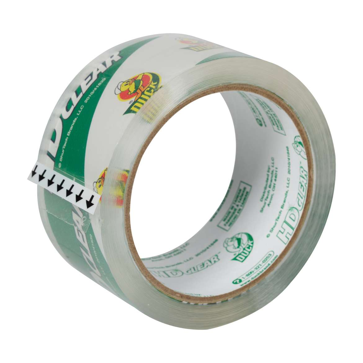 Duck® Brand HD Clear™ Heavy Duty Packing Tape