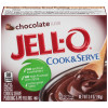 Jell-O Cook & Serve Chocolate Pudding & Pie Filling 3.4 oz Box