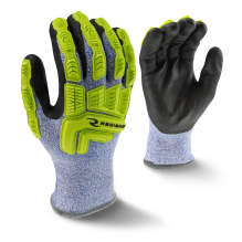Radians RWG604 Cut Protection Level A4 Coated Cold Weather Glove