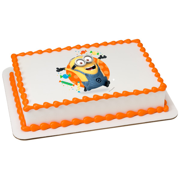 Despicable Me 3™ Let's Party Edible Image®