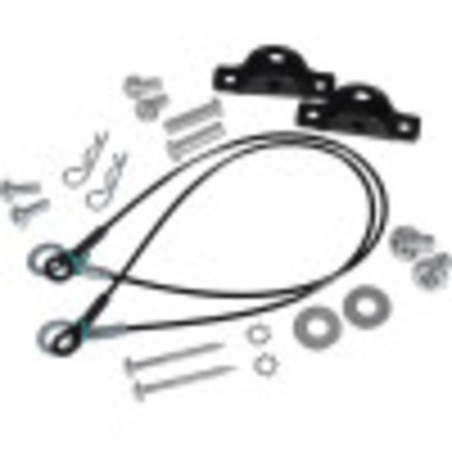 Hillman TV Anti-Tip Kit 400lb