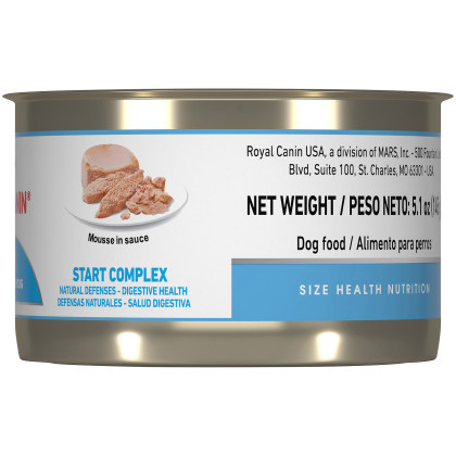 Starter Mother & Babydog Mousse In Sauce Canned Dog Food