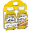Heinz Yellow Mustard 2 - 28 oz Bottles
