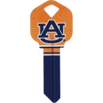 NCAA Auburn University Key Blank