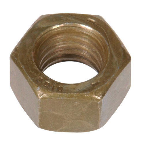 Olive Grade 5 Hex Nuts 1/4