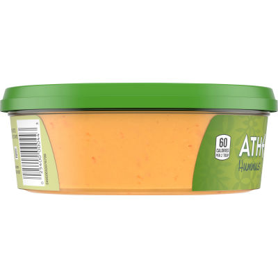 Athenos Roasted Red Pepper Hummus 14 oz Tub