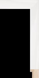 Bauhaus White 1 1/4