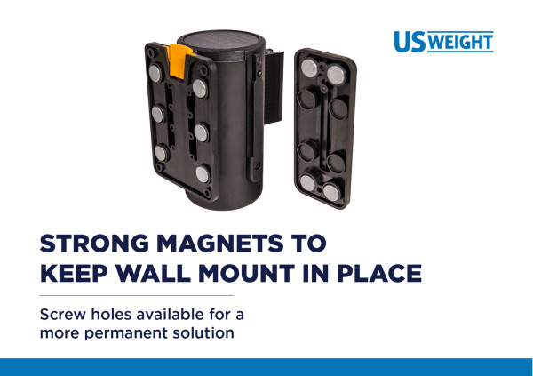 Magnetic Wall Mount 4