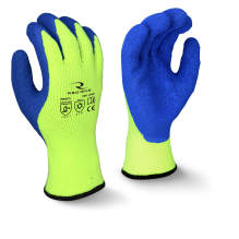 Radians RWG27 Cut Protection Level A3 Dipped Winter Gripper Glove