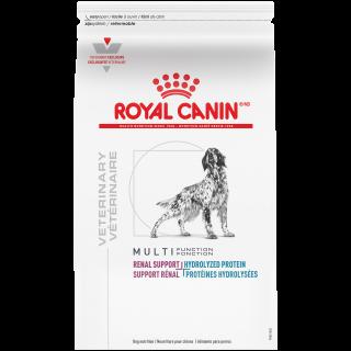 Canine Multifonction SUPPORT RÉNAL + PROTÉINES HYDROLYSÉES – nourriture sèche pour chiens