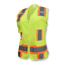 Radians SV6W Surveyor Type R Class 2 Women's Safety Vest