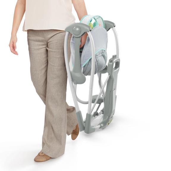 Swing 'n Go Portable Swing™ - Hugs & Hoots™