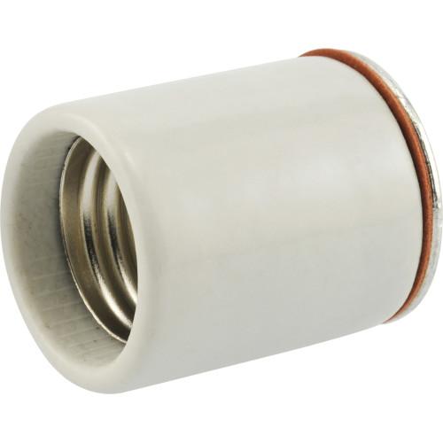 Deep Drawer Porcelain Socket with Cap & Screw Terminal (250W x 125V)
