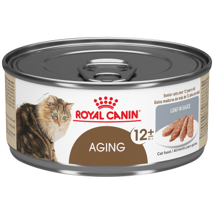 Royal Canin Feline Health Nutrition Aging 12+ Canned Cat Food