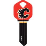 NHL Calgary Flames Key Blank