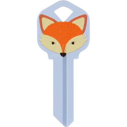 WacKey Fox Key Blank Kwikset/66 KW1