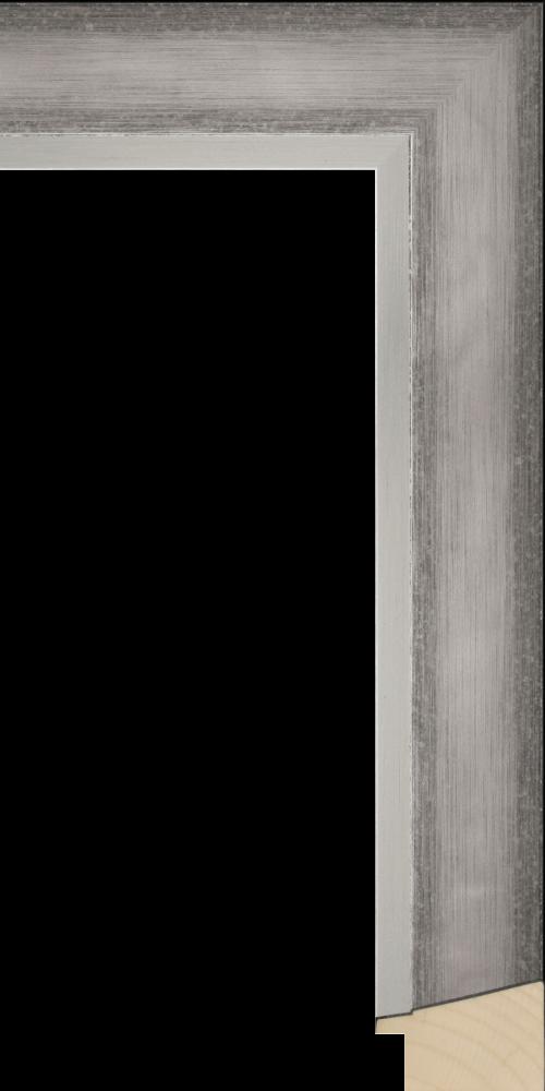 Domus Dark Silver 1 7/8