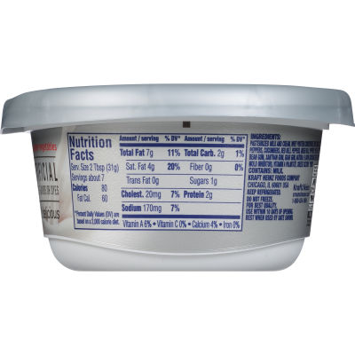 Philadelphia Garden Vegetables Cream Cheese Spread 7.5 oz Tub