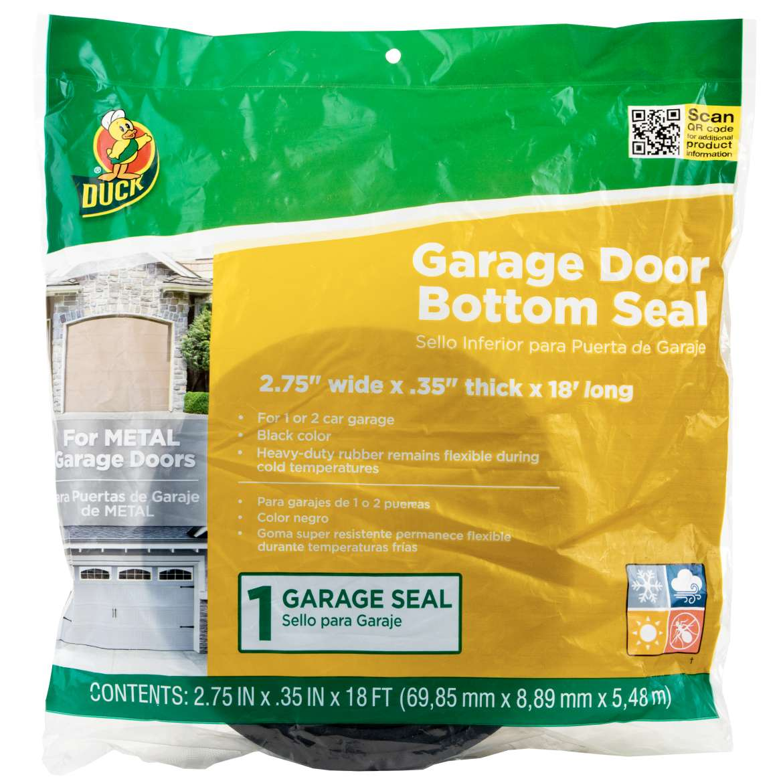 Duck® Metal Garage Door Bottom