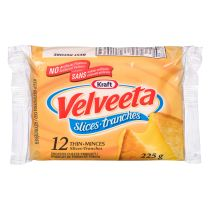 Velveeta Original Processed Cheese Slices