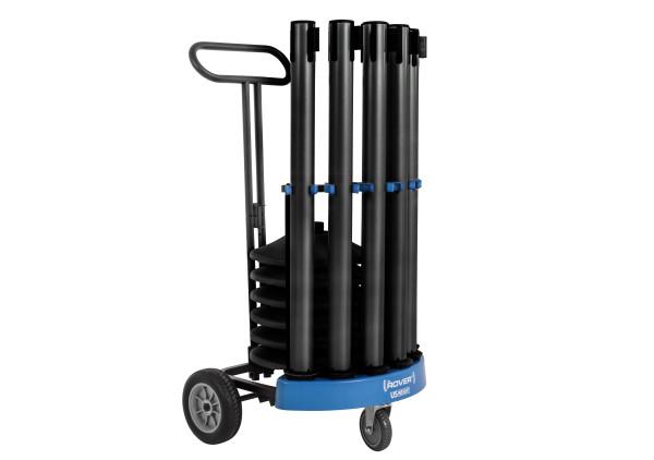 Rover Cart Bundle - Black Steel with black belts 1