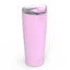 Aberdeen 30 ounce Vacuum Insulated Stainless Steel Tumbler, Lilac slideshow image 5
