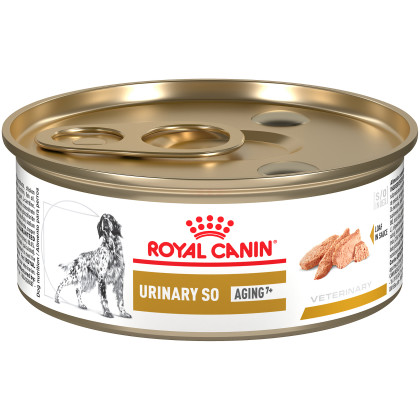 Urinary SO Aging 7+ Loaf in Sauce Canned Dog Food