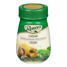 Renees Caesar Dressing, 355mL