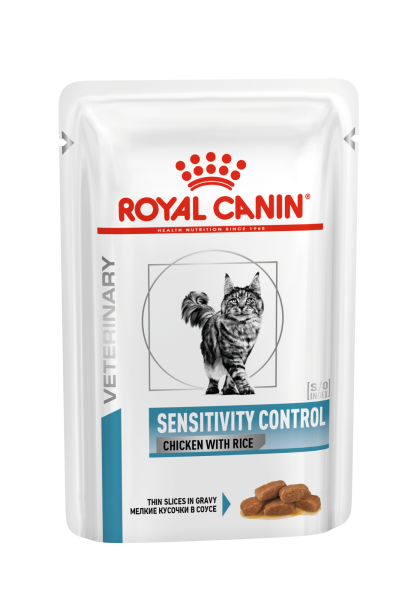 Sensitivity Control Chicken With Rice (in gravy)