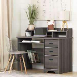 Versa - Computer Desk with Hutch